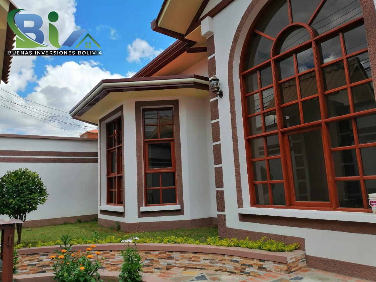 Casa en Venta $us 362.000.- CASA NUEVA PROX. PARQUE LINCOLN Foto 10