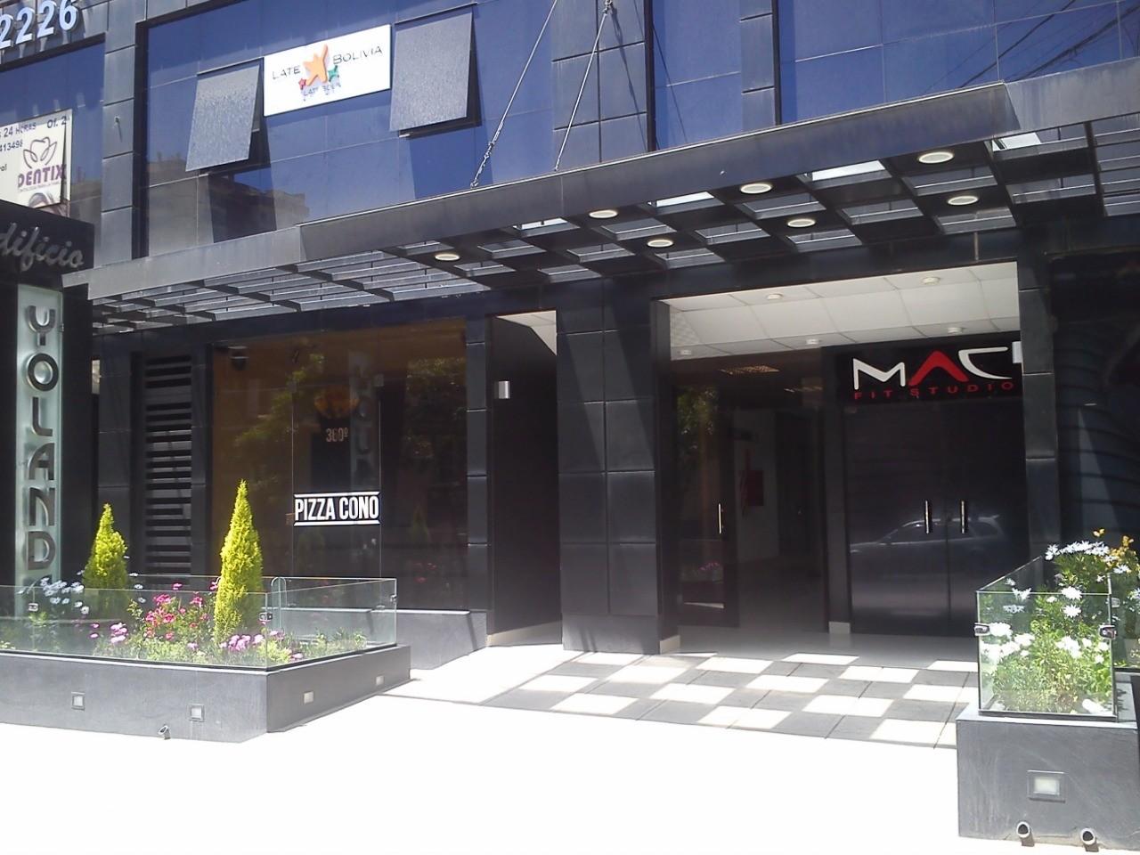Oficina en Anticretico Edificio Yolanda Foto 5