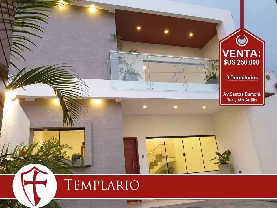 Casa en Venta Av. Santos Dumont 3er y 4to Anillo - Vecindario Residencial Foto 26