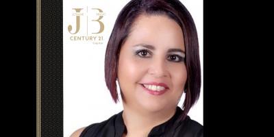 Josiane Bravo - agente portada