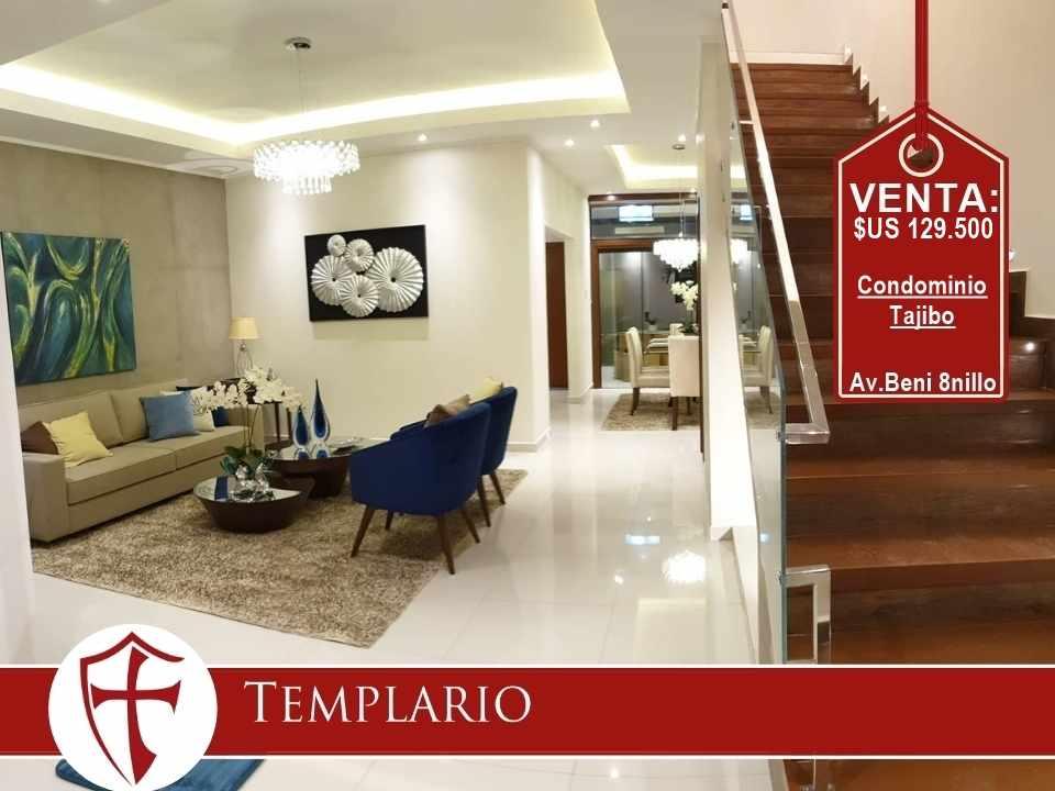 Casa en Venta Av.  Beni 8vo y 9no Anillo - Zona Norte Foto 1