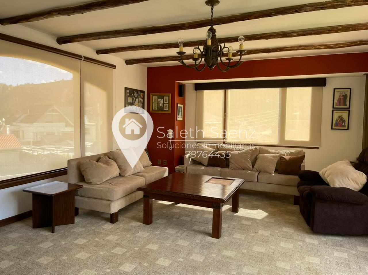 Casa en Alquiler Achumani Foto 4
