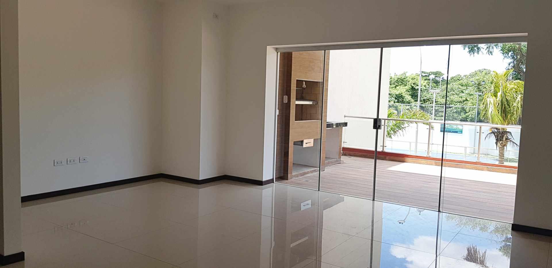 Departamento en Alquiler Condominio Jardines del Norte 4 Zona Norte 8vo anillo Foto 7