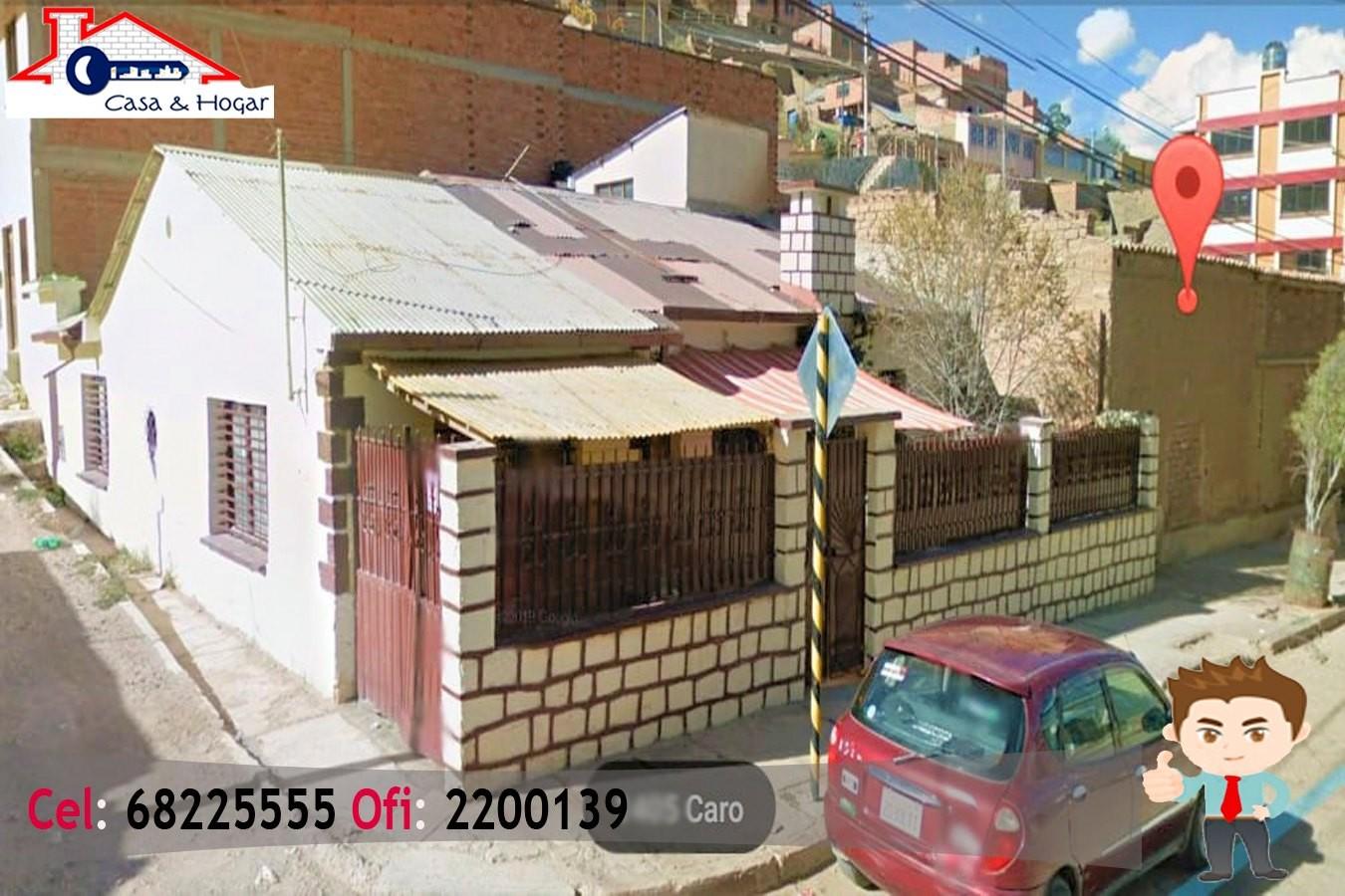 Casa en Venta APROVECHE CASA EN VENTA CIUDAD DE ORURO (CV 201) Foto 1