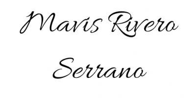 Mavis Rivero Serrano - agente portada