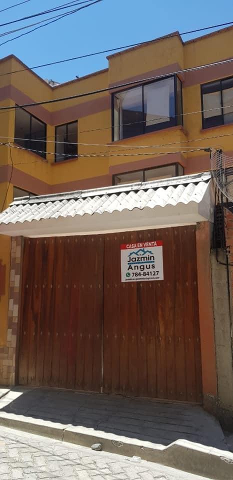 Casa en Alquiler Sopocachi Foto 1