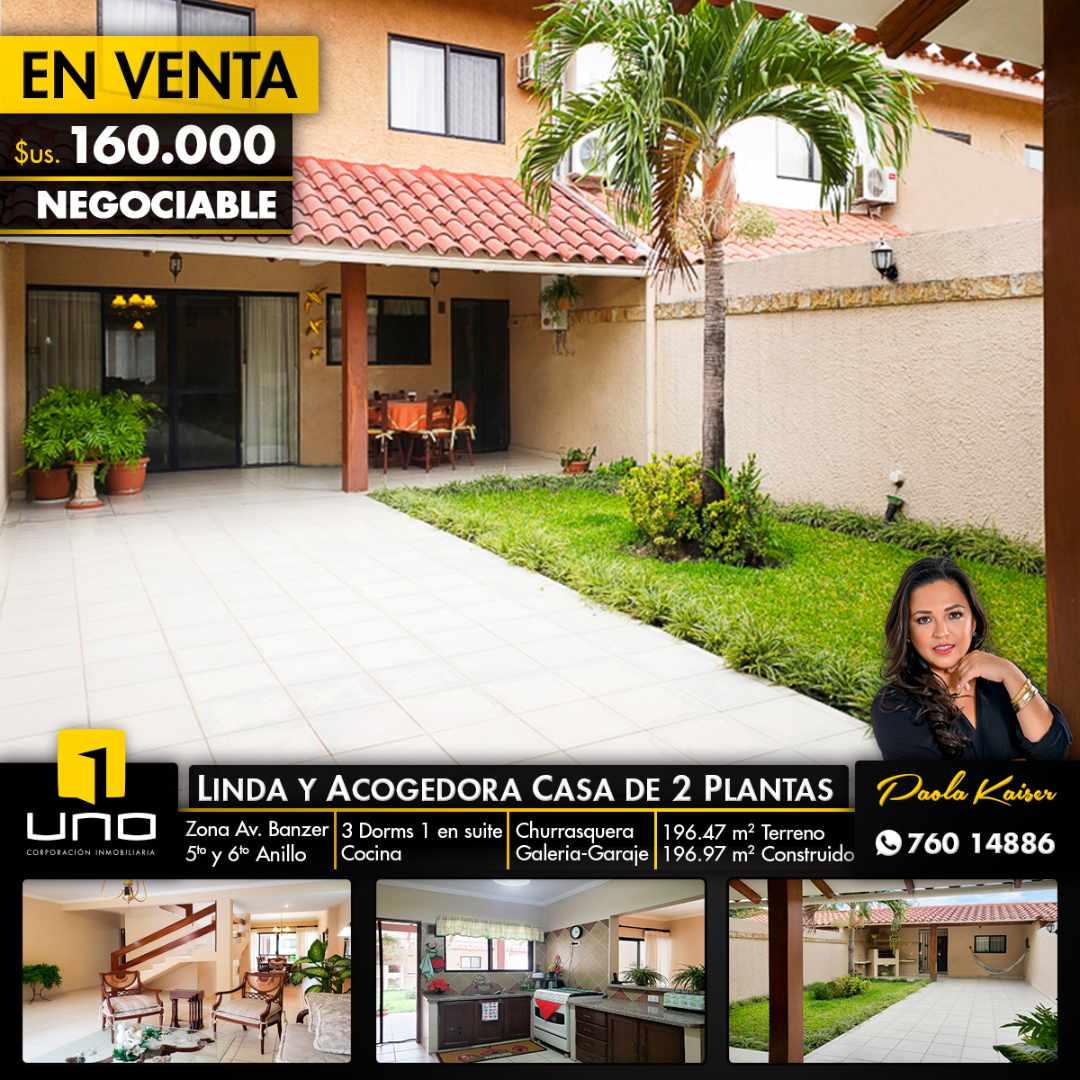 Casa en Venta Linda casa entre 5to y 6to anillo Foto 1