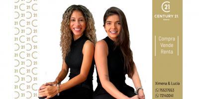Lucia & Ximena Century21 Select - agente portada