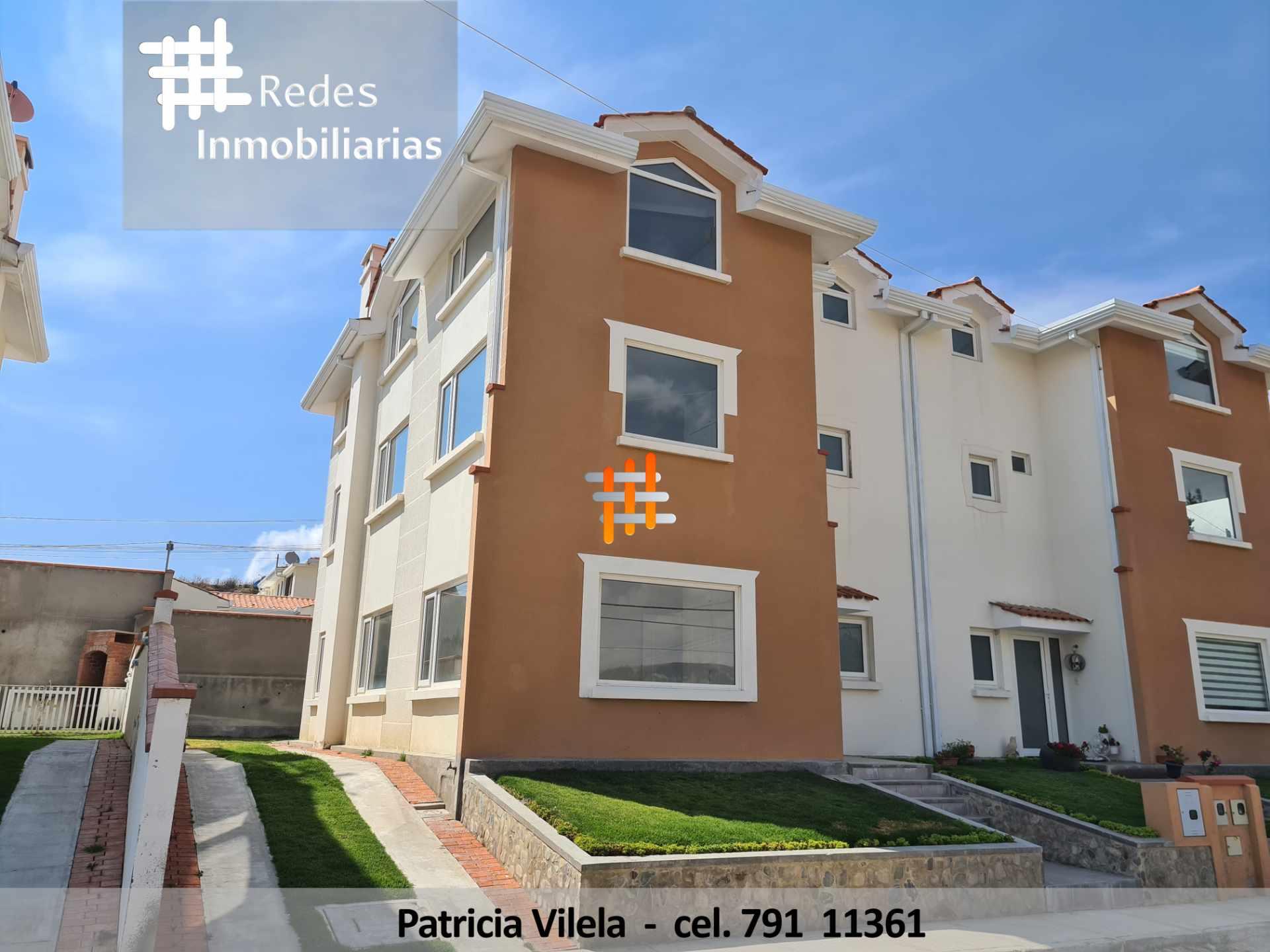Casa en Venta PRECIOSA CASA EN VENTA CERCA DE UNIVERSIDAD PRIVADA BOLIVIANA  Foto 1