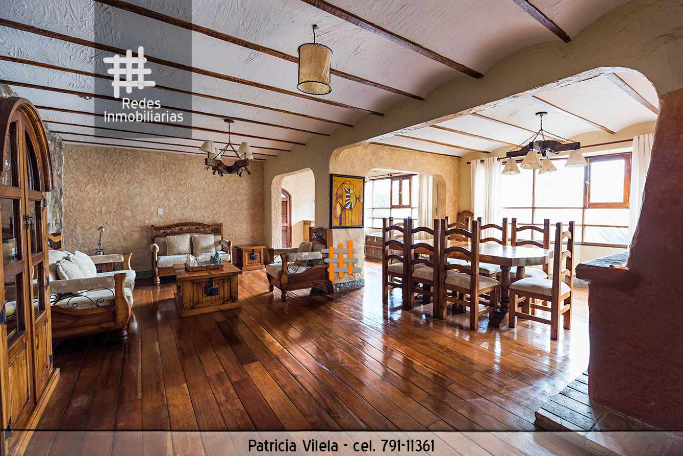 Casa en Venta HERMOSA RESIDENCIA FRENETE TENIS LA PAZ LA FLORIDA TOTALMENTE AMOBLADA  Foto 23