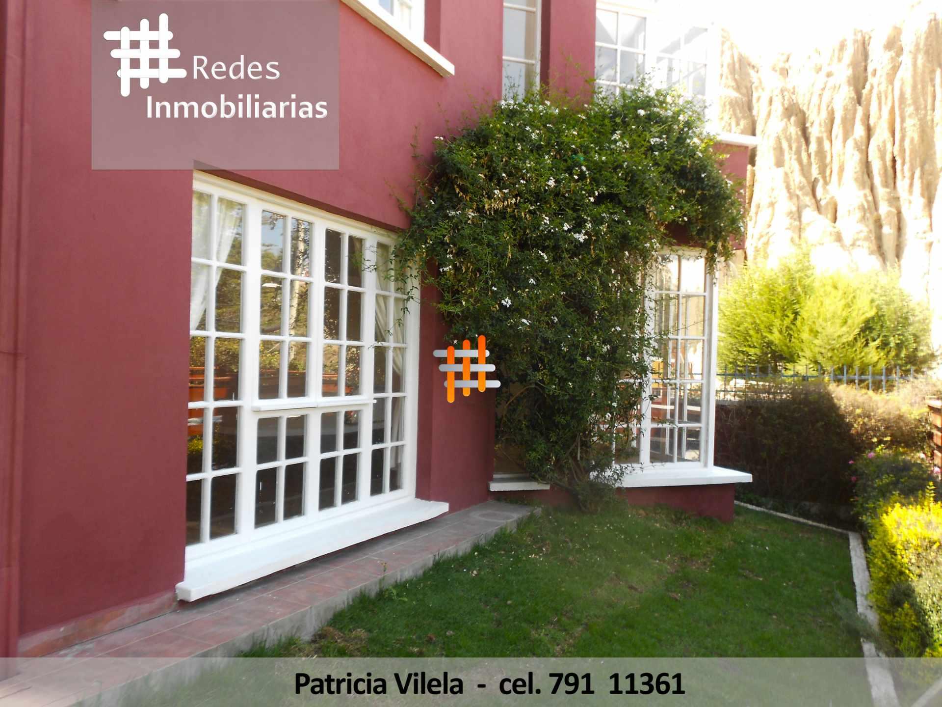 Casa en Venta HERMOSA CASA EN VENTA ACHUMANI CONDOMINIO PRIVADO  Foto 1